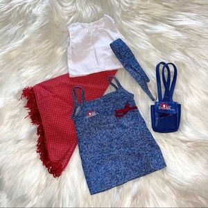 Doll Battat Outfit Fits American Girl /Generation